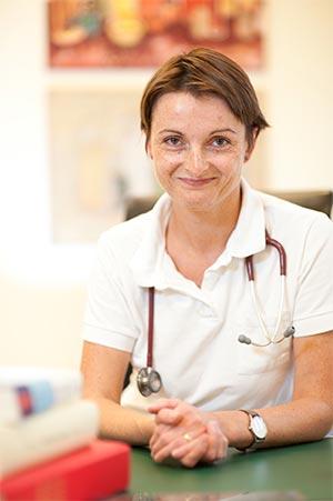 Dr. Mariska Janssen - Hausärztin Charlottenburg